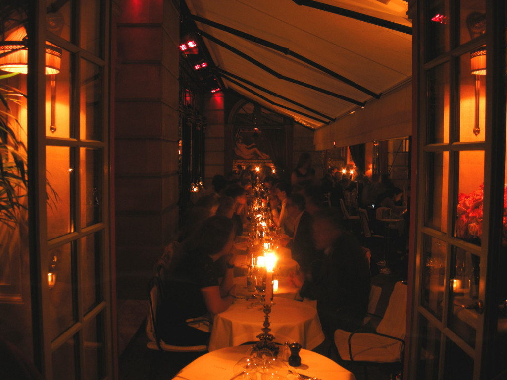 Hotel Costes Paris Frivole