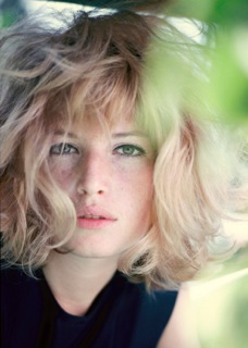 Monica Vitti par Willy Rizzo Cinecitta, Rome 1960