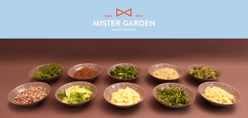 Mister garden - salad bar paris frivole