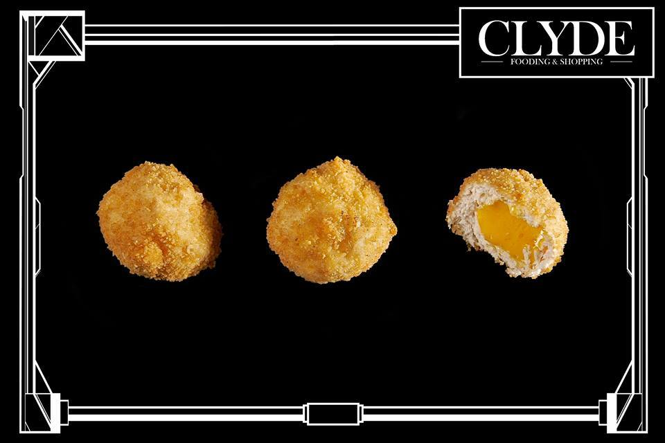 chicken balls - clyde