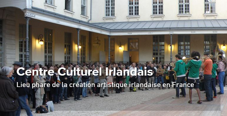Centre culturel irlandais à Paris